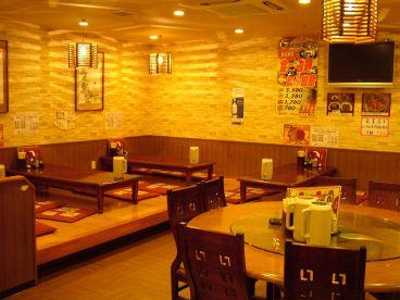 西安刀削麺 矢場町店の雰囲気1