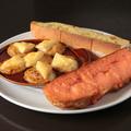 料理メニュー写真カマンベールチーズのグラタン