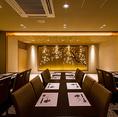 【2階】大広間になっており、貸切などのご利用で16名様~最大36名様までのご宴会が可能です。