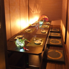 竹取御殿 立川店 個室の写真