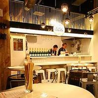 町田駅徒歩30秒!気軽に洋食&シャンパンを楽しめるお店