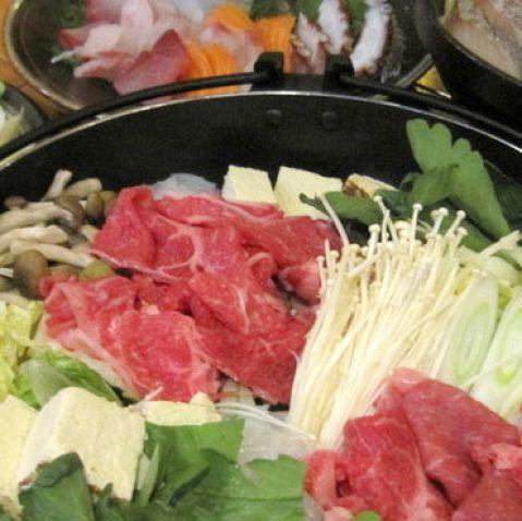 コース料理は120分飲み放題つきで3500円から