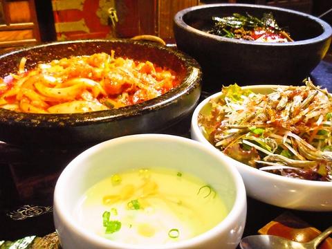 韓国料理 茶や