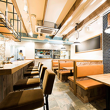 Dining&Cafe HoiHoi ホイホイの雰囲気1