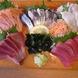 鮮度抜群!毎朝仕入れた鮮魚を使用!