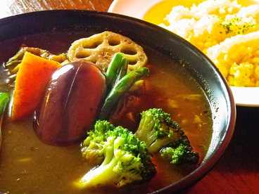 スープカレーさくらのおすすめ料理1