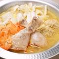 料理メニュー写真白鍋 ・ 赤鍋