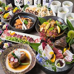 肉と鮮魚 日本酒バル 夜一 YOICHI 難波法善寺店のおすすめ料理1
