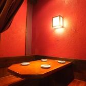 ワイワイ宴会や美味しいお酒を楽しみたい方にぴったりの空間。接待や会食にも◎