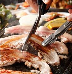 韓国料理 サムギョプサル専門店 辛の特集写真