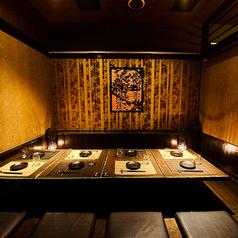 隠れ家個室居酒屋 獅子舞 仙台店の雰囲気1