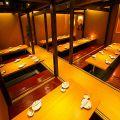 完全個室居酒屋 技屋 wazaya 赤坂店の雰囲気1