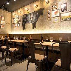 神田の肉バル ランプキャップ RUMP CAP 神戸店の雰囲気1