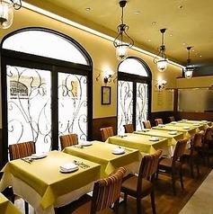 席は2名~最大16名様のテーブル席をご用意しております!普段使いのお食事にも、女子会・飲み会などの各種八重洲でのご宴会、パーティーにもご利用頂けます。当店がご提供する絶品のイタリアンをご賞味ください。