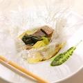 料理メニュー写真カルタファタに包まれた牛ホホ肉