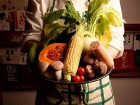 お野菜と牛タン料理が堪能できます。