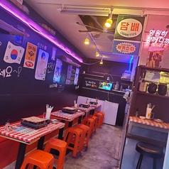 韓国料理 居酒屋 韓兵衛 横浜鶴屋町店の雰囲気1
