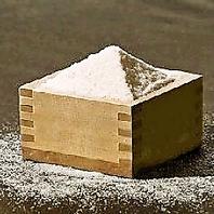 こだわりの塩♪