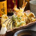 料理メニュー写真曜日限定2980円2.5h飲み放題付コースから