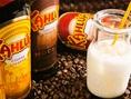【カルーア】カルーアパーティーするならしゃんじがおすすめ!カルーアミルクを始め、抹茶・モカも取り揃えております♪