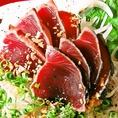 【魚】カツオのたたき