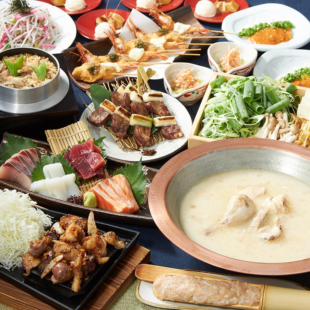 氷温熟成鶏と釜飯 居酒屋 かまどか 五反田東口店 店舗イメージ2