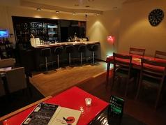 Dining Bar Luna Rossaの雰囲気1