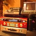 通信カラオケや音響設備・控室等もございます。