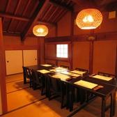 食の異空間 蔵Pura 和膳 風の雰囲気3