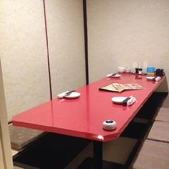 2名様から6名様の個室デートでのご利用や小さなお子様でのお食事に人気のお部屋です☆周りの目を気にせずくつろげます。【大阪・南森町・個室居酒屋】