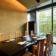 和情緒のある完全個室を多数備えた居酒屋 響 風庭 赤坂