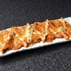 キムチチーズチヂミ