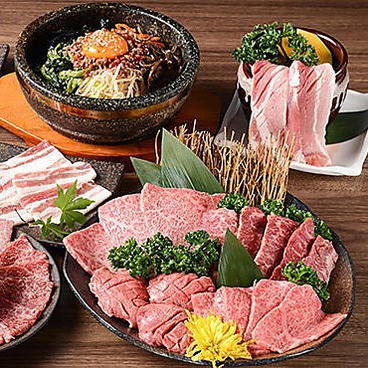 ホルモン焼肉 縁 えん 黒毛和牛 食べ放題 池袋店のおすすめ料理1