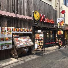 75chacha 新大久保店の外観3
