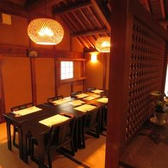 食の異空間 蔵Pura 和膳 風の雰囲気1