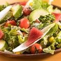 料理メニュー写真ロミロミ旬菜サラダ