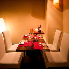 【2名様~】テーブル席は女子会や誕生日、合コンにも人気♪
