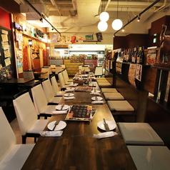 テーブル席♪最大100名様のご宴会まで受け付け可能♪お気軽に店舗ご相談くださ★