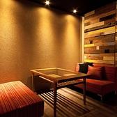 カーテン個室