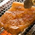 料理メニュー写真炙り熟成豚