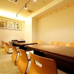 小上がり完全個室席。各ご宴会にご予約下さい。
