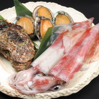 九州、博多の鮮魚