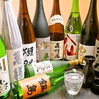 焼酎・日本酒など豊富な品揃え!