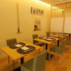 【2名テーブル×3】
