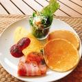 料理メニュー写真【選べる】オムレツ朝食