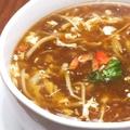 料理メニュー写真フカヒレ醤油スープ