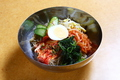 料理メニュー写真韓国冷麺
