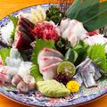 料理メニュー写真五島列島直送!本日のお造り