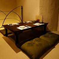 デートから大人数の宴会まで幅広く。個室8~14様の個室。