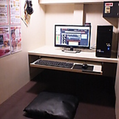 メディアカフェ ポパイ RR所沢店のコース写真